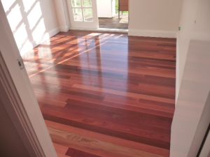 timber flooring services
