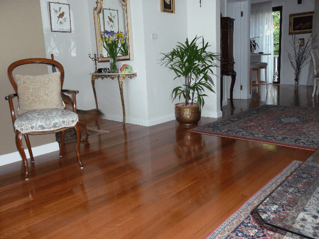 Caringbah floor sanding and polishing