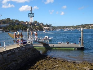Dolans Bay: floor sanding