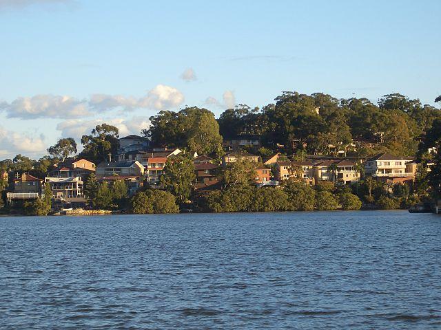 Kareela Point Sutherland Shire