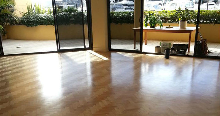 Marrickville floor sanding and polishing