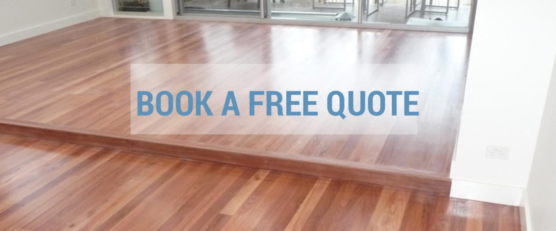 book quote floor sanding polishing sydney